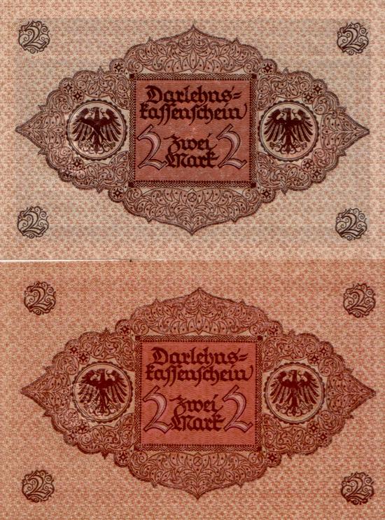 1920 - 03 - März - Doppelt genäht