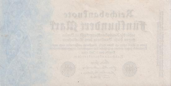1922 - 07 - Juli - Unterschiedliche Fristen für den Aufruf
