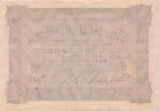 1923 - 02 - Februar - Die erste Million