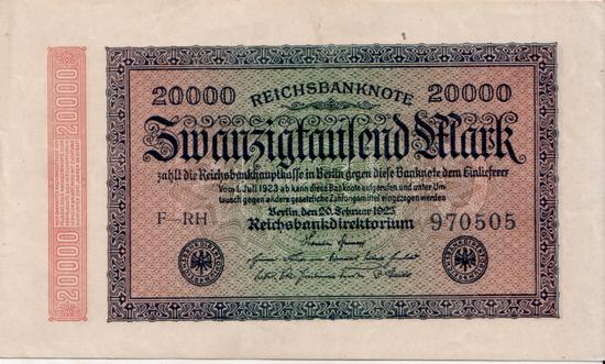 1923 - 02 - Februar - Willkür der Besatzungsmacht