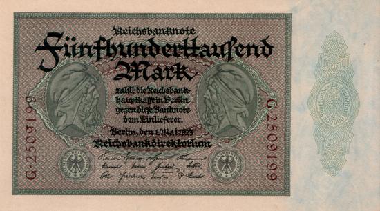 1923 - 05 - Mai - Ein Jakobiner in Deutschland