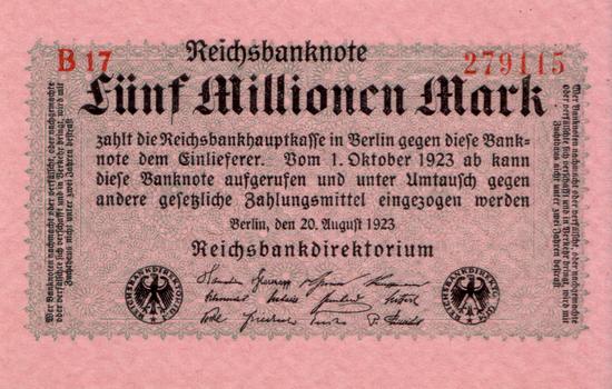 1923 - 08 - August - Kein rosa Bonbon