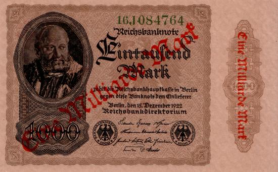 1923 - 09 - September - Falsche Planung
