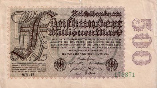 1923 - 09 - September - Ungenaue Druckanweisung