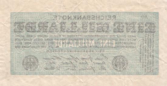 1923 - 10 - Oktober - Ehret den Pfennig