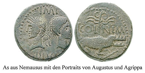 Kaiser Augustus und die Suche nach seinem Nachfolger