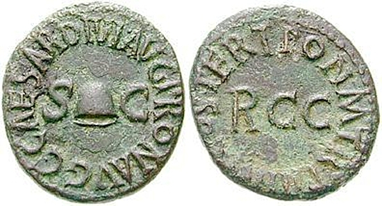 Caius, genannt Caligula