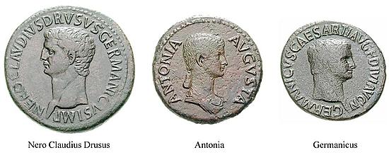 Claudius I.