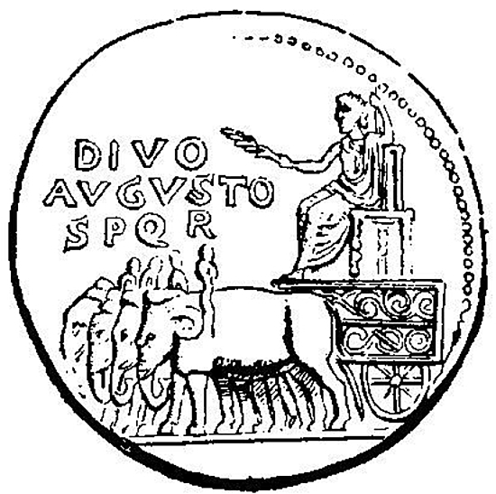 Elefanten im alten Rom