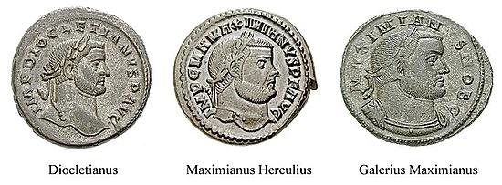 Galeria Valeria, Frau des Galerius