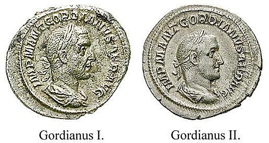 Gordianus I. und Gordianus II.