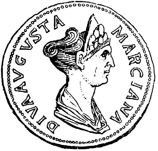 Haarmode im alten Rom