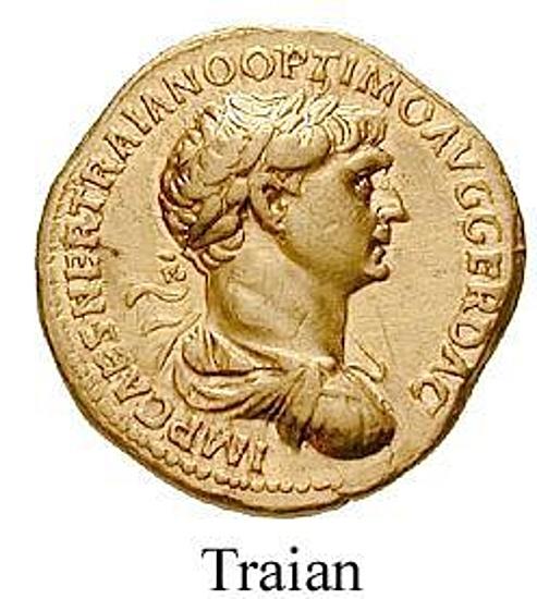 Hadrians Reisen - Teil 1