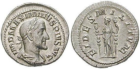 Maximinus I.