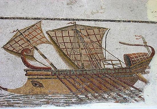 Römische Seefahrt