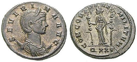 Severina, Frau des Aurelianus