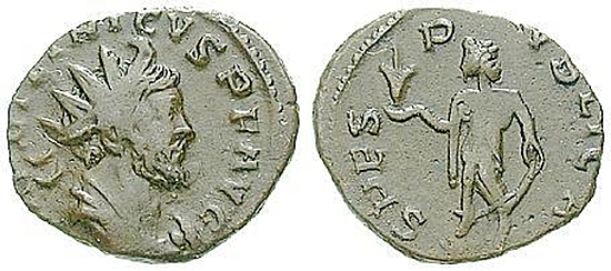 Tetricus I.
